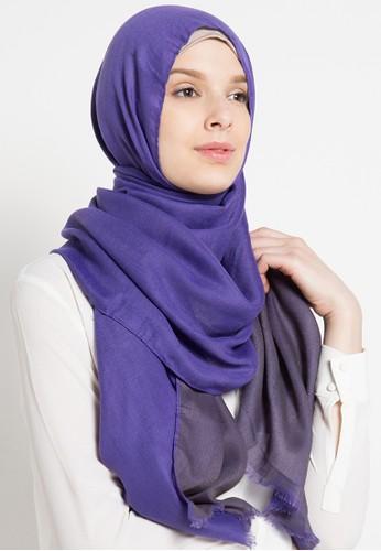 SHALIMAR purple Pashmina 2 In 1 Style SH713AA48ASHID_1