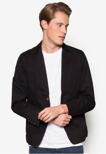 修身西裝外套, 韓系時尚, 梳esprit retail妝
