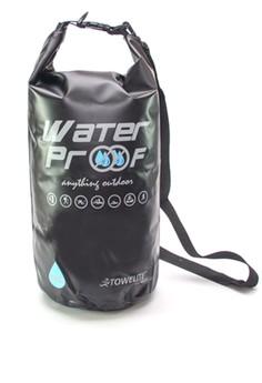 Towelite Active Waterproof Dry bag 20L - Black