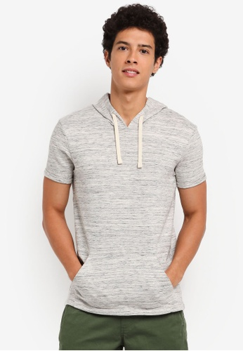 ESPRIT white Short Sleeve T-Shirt DBCD0AAFFEFA35GS_1
