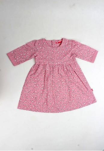 Pingu pink Pingu - Dress Anak Perempuan Printing 26A4BKA3BB2704GS_1