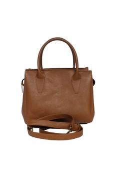 Francine Brown -Tan Tote Bag