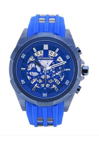 Crocodile Timepiece blue Jam Tangan Sport Pria Crocodile Warna Biru CM-016F34C Jam Tangan Pria 0AE7AAC9D81022GS_1