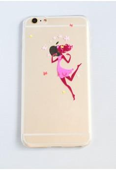 Fairy Soft Transparent Case for iPhone 6 plus/ 6s plus