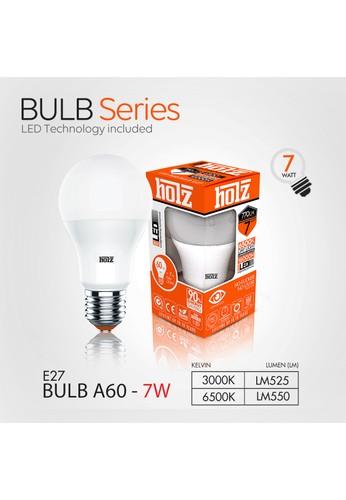 Holz HOLZ Lampu LED Bulb 7 Watt Putih 5F4B4ES47EBA74GS_1