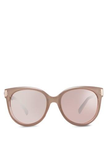zalora 衣服尺寸Olayrwen 貓眼太陽眼鏡, 飾品配件, 飾品配件