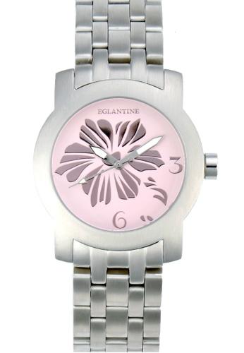 EGLANTINE silver EGLANTINE® Bauhinia Ladies Steel Quartz Watch on Steel Bracelet 37783ACA8B11EFGS_1