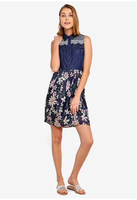 e53593a3fb Buy Desigual Dresses For Women Online on ZALORA Singapore