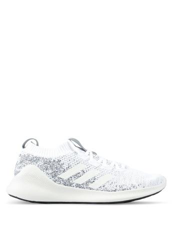 ADIDAS white Purebounce+ 01FE3SHB9C11B0GS_1