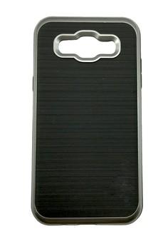 Slim Neo Hybrid Brushed Soft Silicon TPU Case for Samsung Galaxy J7