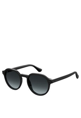 Havaianas black Ubatuba Sunglasses 4CFC0GLBCCD781GS_1