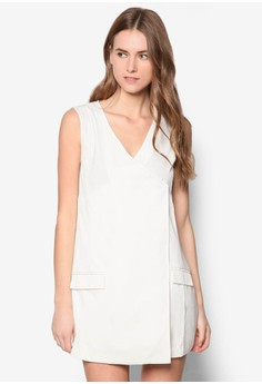 Collection Wrap Shift Dress