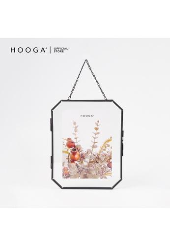 HOOGA black Hooga Wall Frame Adley (Bundle of 2) 60601HLE71573DGS_1
