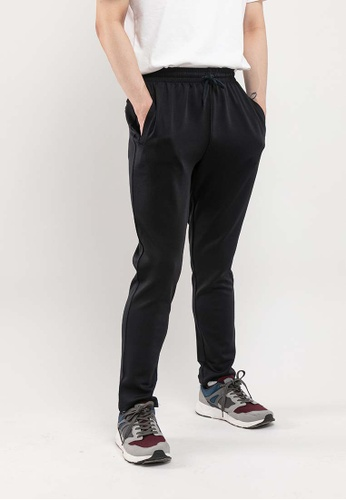 FOREST navy Forest Plus  Size Stretchable Long Pants - PL10722 - 33Navy 10D1FAA5C48710GS_1