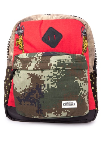 Courier multi Backpack Mosaic 1 CO826AC38ZMNPH_1