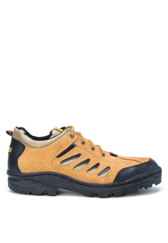 Caterpillar brown RS-99 Boots CA367SH0K44NPH_1