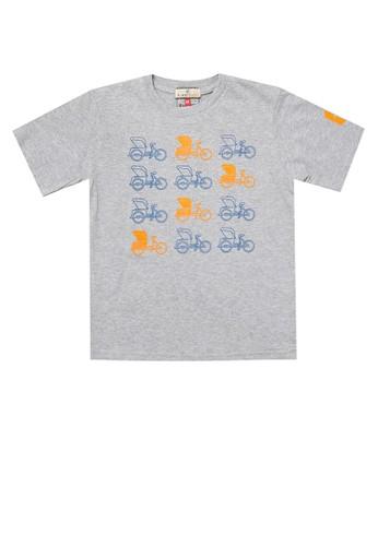 Rianty Kids grey Kaos Anak Becak Kecil 80E80KAEF48248GS_1