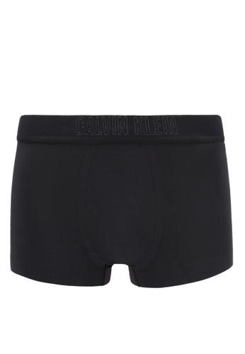 Calvin Klein black CK Black Bonded Micro Low Rise Trunks - Calvin Klein Underwear CA221US0S01TMY_1