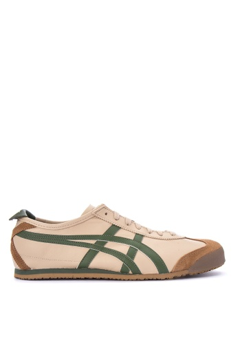 Onitsuka Tiger brown Mexico 66 Sneakers 55633SHE5A88A5GS_1
