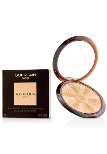 Guerlain GUERLAIN - Terracotta Light The Sun Kissed Healthy Glow Powder - # 01 Light Warm 10g/0.3oz 78FD7BE2304CBCGS_1