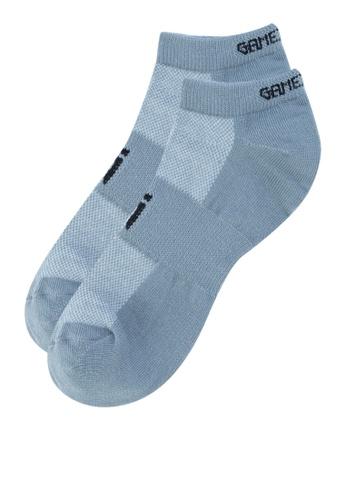 Gametime grey No Show Socks GA593AC0K81BPH_1