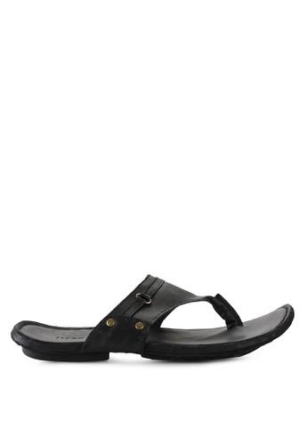 MARC & STUART Shoes black Halbert 1 MA456SH81UNMID_1
