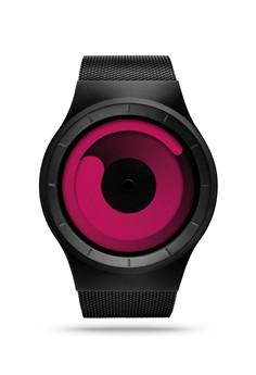 Mercury Black Magenta Watch