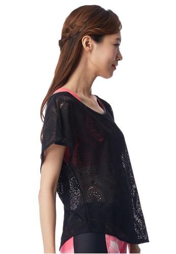 塵定圖騰罩zalora 折扣碼衫, 運動, 服飾