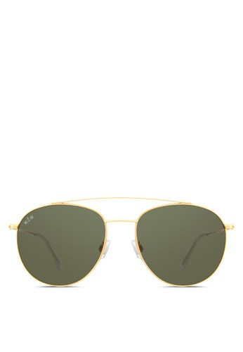 Venice 飛行員太陽眼鏡、 飾品配件、 飾品配件Kapten&SonVenice飛行員太陽眼鏡最新折價
