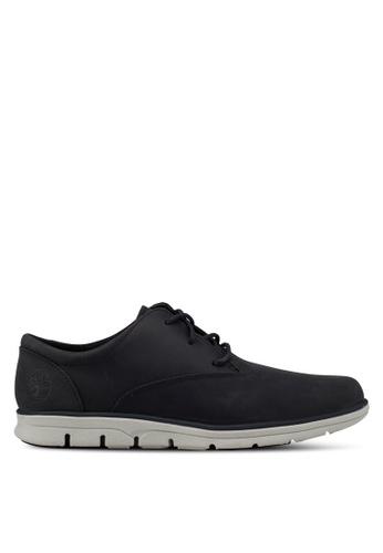 Timberland grey Bradstreet Plain Toe Oxford Shoes D9B9BSH54A5DDAGS_1