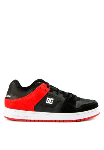 DC black and red and multi Manteca 88300SHE072810GS_1