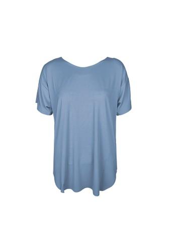 Pierre Cardin Lingerie blue Pierre Cardin Energized Lamination Tee 801-000040 - Blue 7A62BAA1B93AD0GS_1