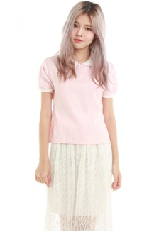 ba5a3067d9e77 Annis Collar Shirt in Pink Checks A641EAAE789C16GS 1 Sophialuv ...