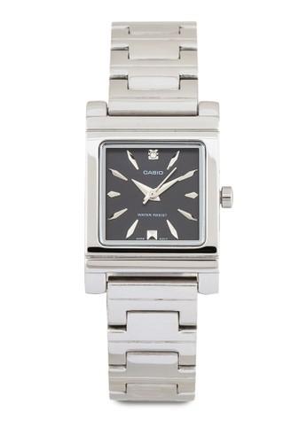 LTzalora 手錶 評價P-1237D-1A2DF 不銹鋼方形錶, 錶類, 不銹鋼錶帶
