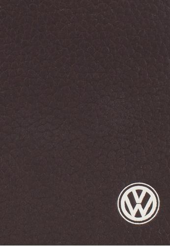 Volkswagen brown Volkswagen Bi-Fold Wallet VO089AC60GKHMY_1