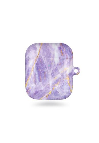 Polar Polar purple Princess Purple AirPods Case (Glossy) A4AB7ACFE77807GS_1