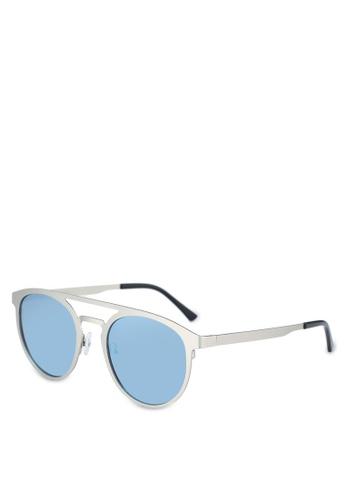 Thread Etiquette 銀色 經典太陽眼鏡 9FF2EGL43A1265GS_1