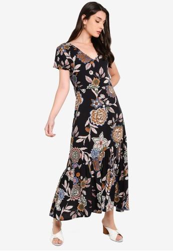 c54472d29 Buy JACQUELINE DE YONG Mandi Maxi Dress Online on ZALORA Singapore