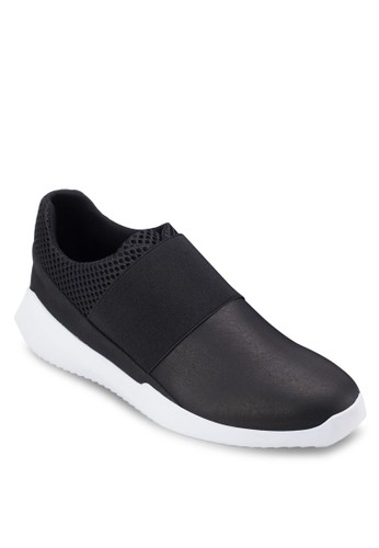 彈性帶混合拼接運動鞋esprit home 台灣, 鞋, 運動鞋