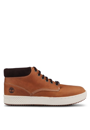Timberland brown Cityroam Cupsole Chukka Shoes 77692SH887DDA4GS_1