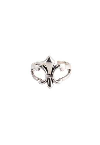 A-Excellence silver Premium S925 Sliver Star Ring 4D0D0ACE1CB1F8GS_1