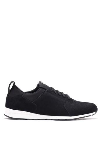 Brodo black BRODO - Sepatu Pria Aileron Black 0D9C3SH1A64F9BGS_1