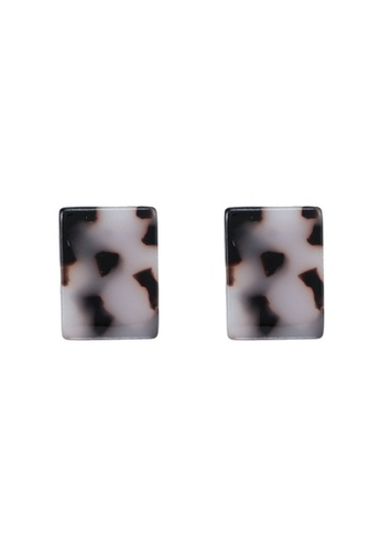 Rubi multi Jamaica Stud Earrings 503A1AC24D6F39GS_1