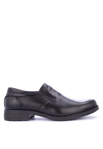 Itti black Formal Shoes 1578BSH6F99873GS_1