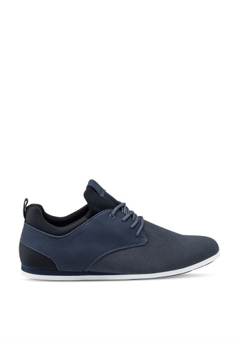 ALDO black Thrundra Platform Sneakers 9983ESHA075D22GS_1