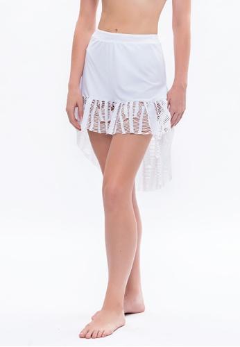 Sunseeker white Spider Beachwear Skirt D69C3US4C90BE2GS_1
