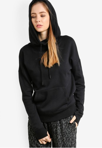 Cotton On Body black Active Hoodie CO561AA80CCTMY_1