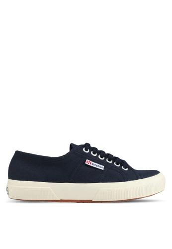 Superga navy Cotu Sneakers 660B4SHF5A01FAGS_1