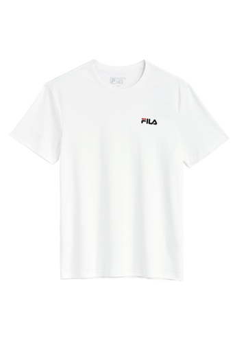 ee2241d30 Buy Fila Classic FILA LOGO T-shirt Online on ZALORA Singapore