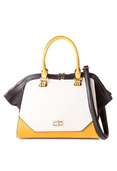 Luxe Trapezia Bag